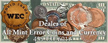 World Error Coins